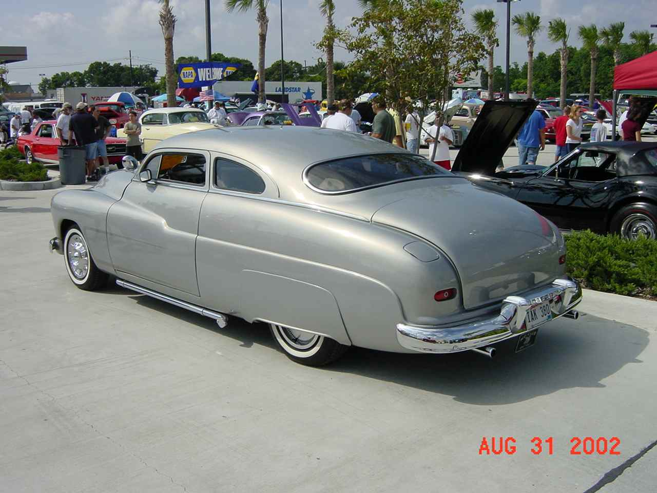 Tommy's 1949 Mercury